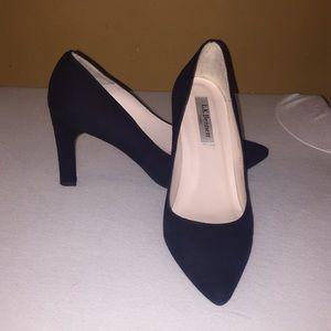 L.K Bennett Sybila High Heel Black Suede Size